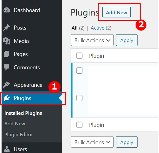How To Disable feed URLs in WordPress Plugins Using
