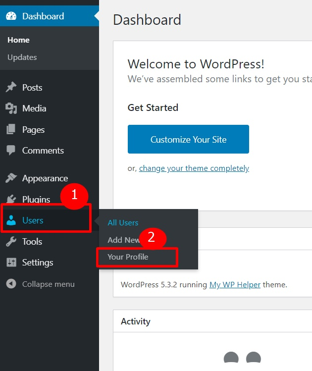 Hide Admin Toolbar When Viewing Site From Your WordPress Site 2 Ways